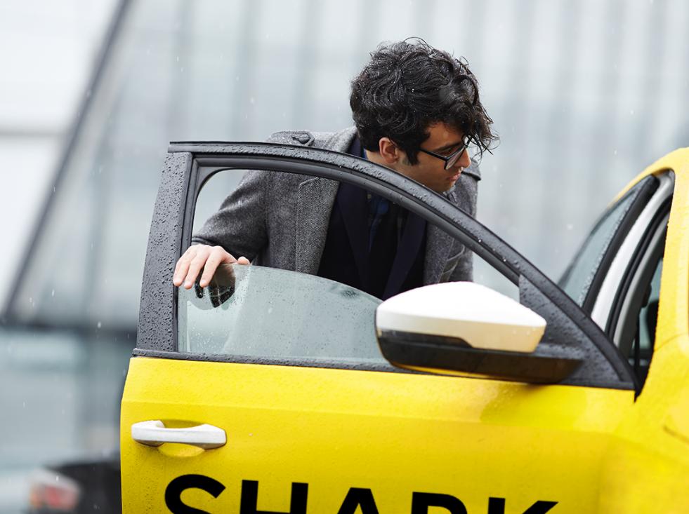 Правила при поездке в такси