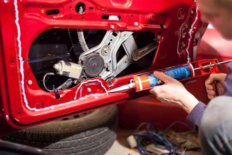 Химия в автомобильной промышленности